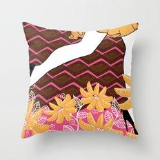 Macarons 02 Throw Pillow