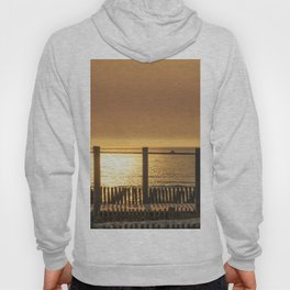 late afternoon in the dunes Hoody