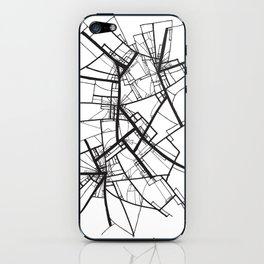 Suspension (Fractal Scaffold series #2) iPhone Skin