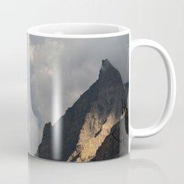 Glacier National Park Sunrise Coffee Mug