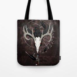 Ravenstag Tote Bag