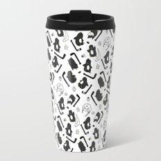 penguin print Travel Mug