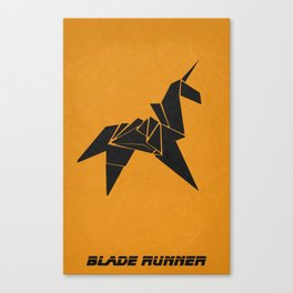 Blade Runner 01 Canvas Print