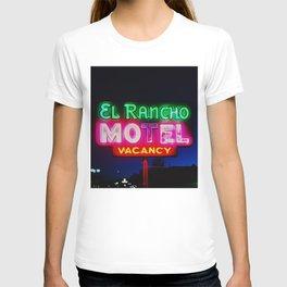 El Rancho Motel ... T-shirt