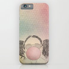 girl with a gum iPhone 6 Slim Case