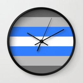 Demiboy Flag Wall Clock