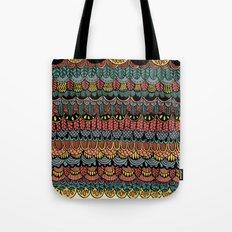 Ink Pattern no.1 Tote Bag
