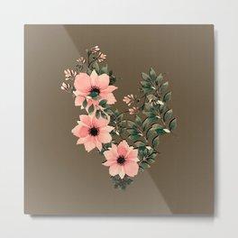 Flowers #03 Metal Print