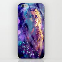 bad wolf iPhone & iPod Skins featuring Bad Wolf by Sirenphotos