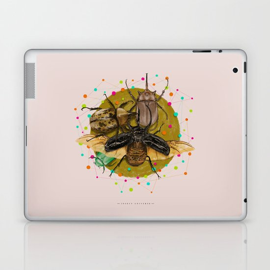 Insect Universe Laptop & iPad Skin