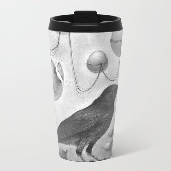 FRAGILE 2# Metal Travel Mug