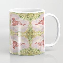 Deco Dragon Pattern II Coffee Mug