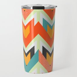 Shapes of joy Travel Mug
