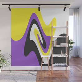 None but All Wall Mural