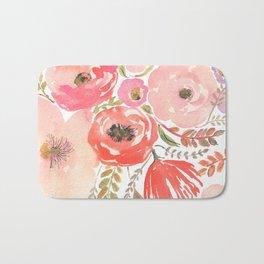 Flower Profusion Bath Mat