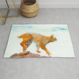 Hunting The River Rug
