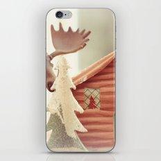 Big Moose iPhone & iPod Skin