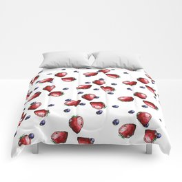 Berry Fields Comforters