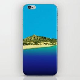 Marbella Fluoro iPhone Skin