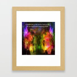 """Religion Is Childsplay"" by surrealpete Framed Art Print"