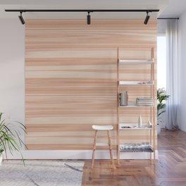 Cedar Wood Texture Wall Mural