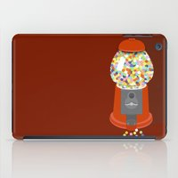 gumball iPad Cases featuring Gumball Machine by Haley Jo Phoenix