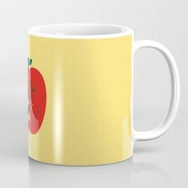 Nerdy Apple Coffee Mug