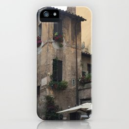 A Dilapidated Delight  iPhone Case
