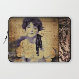 After The Tea Party Laptop Sleeve