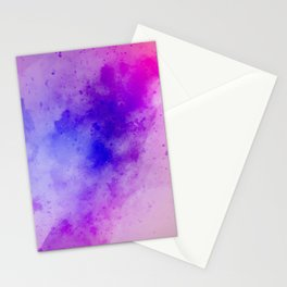 Abstract Background 307 Stationery Cards