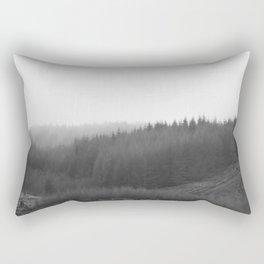 Scottish Woodlands Rectangular Pillow