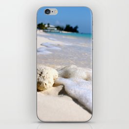 Sandy Shoreline iPhone Skin