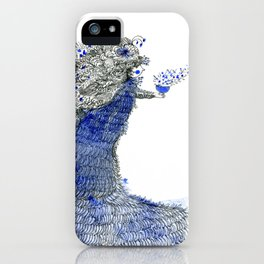 Spreading love iPhone Case