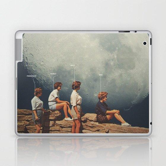 FriendsnotFriends Laptop & iPad Skin