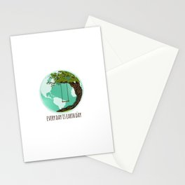 Every Day Is Earth Day - 03 Stationery Cards
