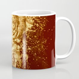 golden  rose explosion Coffee Mug