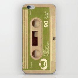 Mix-Tape iPhone Skin
