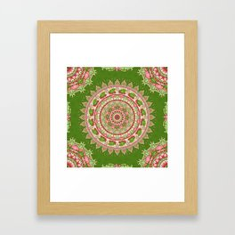 Spirit of the Frog Framed Art Print