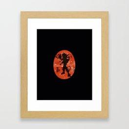 dragon egg Framed Art Print