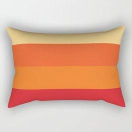 Ham and Cheese Lasagna Rectangular Pillow