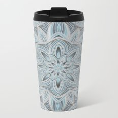 Winters Frost Metal Travel Mug