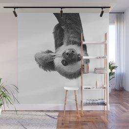 Sloth Wall Mural