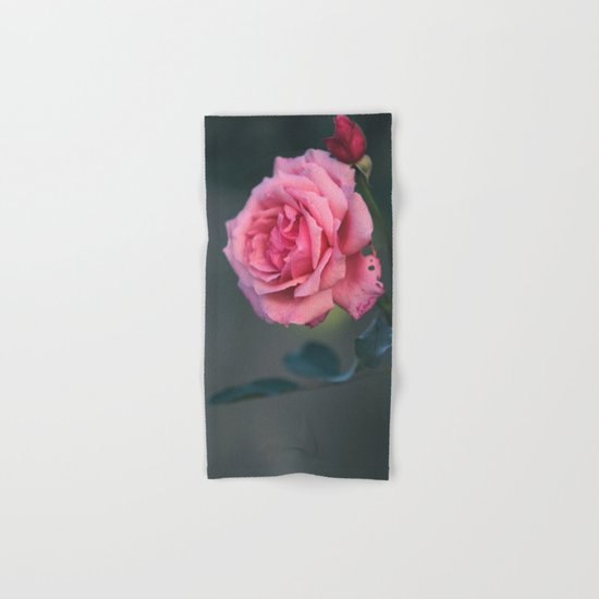 Pink Beauty Hand & Bath Towel