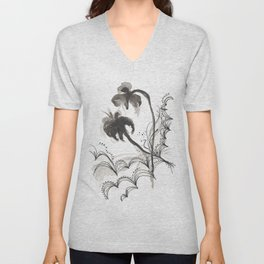 Forgotten things Unisex V-Neck