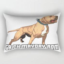 Grand Champion Mayday ROM Rectangular Pillow