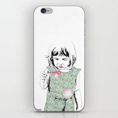 BubbleGirl iPhone & iPod Skin