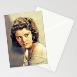 Lillian Roth, Vintage Actress and Singer Stationery Cards