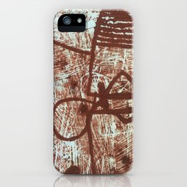Etched iPhone Case
