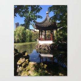 Vancouver - ChinaTown Canvas Print