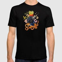Bird no. 124: I Want It All T-shirt